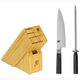 Ensemble de couteaux Shun 3 pièces « Classic»