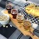 Ensemble à dégustation de bière «MasterBrew» par Cuisivin