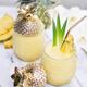 Ensemble de 2 verres à cocktail en ananas par Brilliant