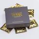 Boîte de 6 capotes à vin