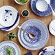 Vaisselle collection « Pacific » par Royal Doulton
