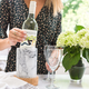 Rafraîchisseur à vin en marbre par Final Touch