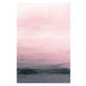 Tableau « Pink Desert » par Adlan Kaezar