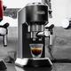 Machine à espresso et à cappuccino Delonghi « Dedica DeLuxe » noire
