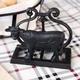 Porte-serviette « Black Cow »