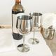 Coupe à vin en acier inoxydable