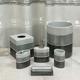 Accessoires pour salle de bain«Alta»gris