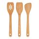 Ensemble de 3 spatules en bois par Oxo