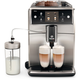 Machine à espresso et à cappuccino superautomatique Philips « Xelsis » avec AquaClean