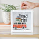 Tirelire murale «Road Trip»