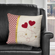 Coussin «Cuore»
