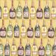 Serviettes à cocktail à divers motifs