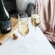 Verres à vin collection «Intenso» par Luigi Bormioli