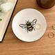 Petite assiette «Yellow Bee»