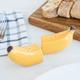 Ensemble de salière et poivrière banane