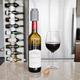 Bouchon et pompe à vin par Final Touch