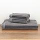 Serviettes collection «Violet» par Distinction