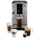 Machine à espresso et à cappuccino automatique Delonghi «Dinamica Truebrew Over Ice™»