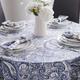 Linges de table en tissu collection«Kashmir Paisley »