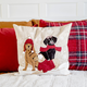 Coussin «Dogs»