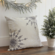 Coussin «Nordic Flakes»