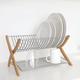 Égouttoir à vaisselle naturel «Stack» par Umbra
