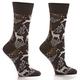 Chaussettes pour femmes «Gold Reindeer» par Yo Sox