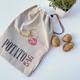 Sac de rangement réutilisable pour pommes de terre