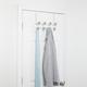 Crochet pour la porte «Yook & Hook» par Umbra
