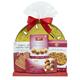 Panier-cadeaux «Assiette Dorée Festive»