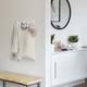 Crochets muraux blancs «Bubble» par Umbra