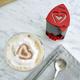 Ensemble de pochoirs pour le café Aerolatte®