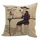 Coussin«Bistro»