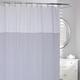 Rideau de douche en tissu«Ranier Stripe»