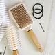 Brosse à cheveux plate par«Studio Dry»