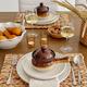 Ensemble de 4 bols pour soupe à l'oignon par Port-Style