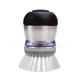 Brosse à récurer (distributrice de savon) par Oxo Grood Grips