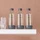 Ensemble de 3 bouteilles de carbonatation par SodaStream