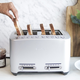 Grille-pain Breville quatre tranches « Smart Toaster »