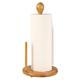 Porte essuie-tout en bambou par Danesco