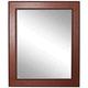 Minden Western Rope 28 inch x 34 inch Wall Mirror