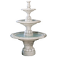 Henri Studio 70 inch High Large 3-Tier Transitional Fountain