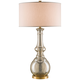 Yolanda Mercury Glass Table Lamp
