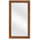 Crestview Collection Whitney Brown 45 inch x 81 inch Floor Mirror
