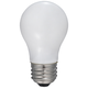40W Equivalent Frosted 4W LED Dimmable Standard A15 Bulb