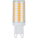 40 Watt Equivalent Tesler 4 Watt LED Dimmable G9 Base Bulb