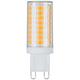 40 Watt Equivalent Tesler 4 Watt LED Dimmable G9 Base Bulb