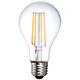 75 Watt Equivalent Clear 9 Watt LED Dimmable Filament  A21