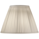 Off-White Camelot Empire Lamp Shade 10x20x15 (Spider)