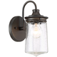 Tonopah 10 1/2 inch High Wall Light by John Timberland